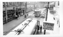 Image of Jamaica-Flushing Line at Jamaica Ave., July 29, 1937