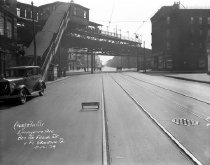 Image of Roadway Conditions Along Lafayette Avenue, Brooklyn, NY