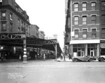 Image of 53rd Street and Sixth Avenue, 6th Avenue Elevated Line, NY, NY
