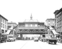 Image of 53rd Street and Eighth Avenue, 6th Avenue Elevated Line, NY, NY