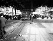 Image of 42nd Street and Sixth Avenue, 6th Avenue Elevated Line, NY, NY