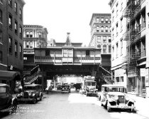 Image of Bleeker Street & West Broadway, 6th Avenue Elevated Line, NY, NY