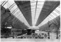 Image of Interior View of Grand Central Depot, 42d Street, New York. 1873