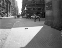Image of Fulton Street and Broadway: IND Fulton Line, New York, NY