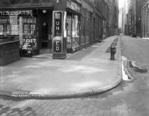 Image of Fulton and William Streets: IND Fulton Line, New York, NY