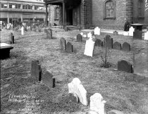 Image of St. Paul's Churchyard: IND Fulton Line, New York, NY