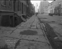 Image of Construction on Charlton Street, New York, NY