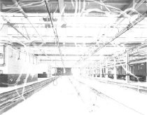 Image of 207th Street Yards: IND Eighth Avenue Line, NY, NY