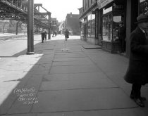 Image of Fulton Street Between South Oxford Street and South Portland Avenue: IND Fu
