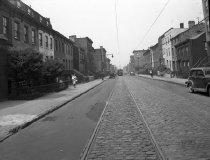 Image of Franklin Avenue between Lafayette and Dekalb Avenues, Brooklyn, NY