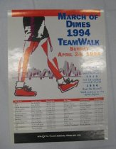 Image of March of Dimes 1994 Teamwalk