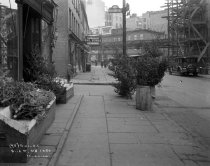 Image of West 10th Street and Patchin Place: IND Eighth Avenue Line, New York, NY