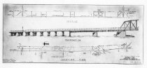 Image of Architectural Drawings of Jamaica Bay Crossing, 1952
