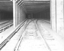Image of Tracks on the IND Eighth Avenue Line