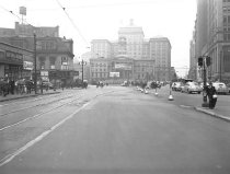 Image of Fulton Street and Myrtle Avenue (Borough Hall), Brooklyn, NY