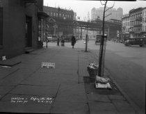 Image of Lafayette Avenue Between So. Portland Ave. & So. Eliot Pl., 4/4/1929