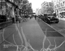 Image of 87th Street and Lexington Avenue, June 29, 1931.