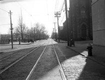 Image of Richards Street and Verona Street, Brooklyn, NY, April 06, 1949