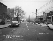 Image of Wilkinson Avenue at Pilgrim Avenue, Bronx, NY, November 26, 1961