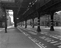 Image of Tompkins Avenue and Lexington Avenue, Brooklyn, NY, July 15, 1941