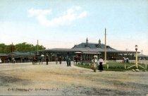 Image of Far Rockaway Railroad Station