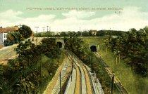 Image of 64th St Railroad Tunnel, Bayridge, Brooklyn 1929