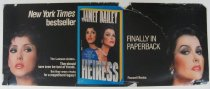 Image of Fawcett Books Advertisement for Heiress by Janet Dailey