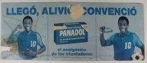 Image of Panadol Medicine Advertisement in Spanish