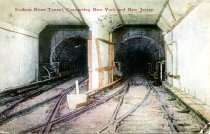 Image of Hudson River Tunnel 1910