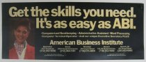 Image of American Business Institute, Get the skills you need.