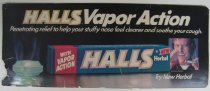 Image of Halls Vapor Action