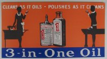 Image of Advertisement for Three In One Oil