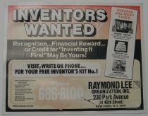 Image of Inventors Wanted