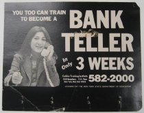 Image of Become a Bank Teller