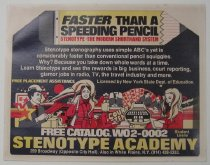 Image of Faster Than A Speeding Pencil