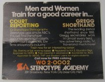 Image of Men and Women Train for a good career in ...