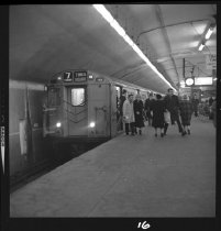 Image of R36 at Grand Central Station, Flushing Line