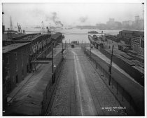 Image of Riverfront, Montague St. 05/19/1914
