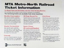 Image of Ticket Information