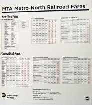 Image of Railroad Fares