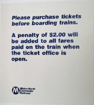 Image of Ticket Penalty
