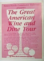 Image of Wine and Dine Tour
