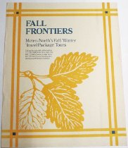 Image of Fall Frontiers