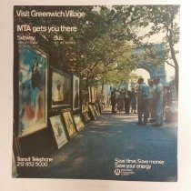 Image of Visit Greenwich Village: MTA gets you there