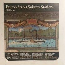Image of Fulton Street Subway Station