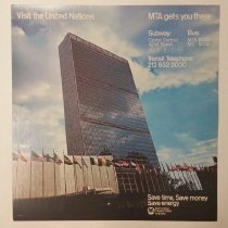 Image of VIsit the United Nations; MTA gets you there