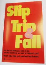 Image of Slip, Trip and Fall