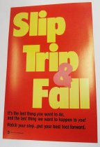 Image of Slip, Trip, and Fall