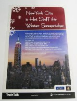 Image of Winter Sweepstakes