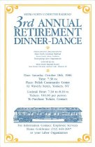 Image of Retirement Dinner Dance
